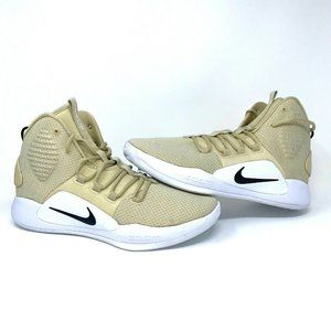 Nike Hyperdunk X Wheat/White Basketball Shoes NEW